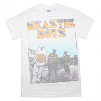 Men's Rock T-Shirt - Beastie Boys Halftone