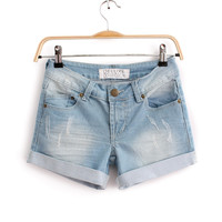 forever2you — Wet grinding edge show thin white cat claw hot pants have big yards