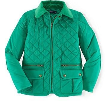 e1929dd79 Ralph Lauren Childrenswear Girls 7-16 Quilted Jacket