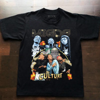 Migos Culture Hip Hop T Shirt