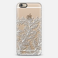 doodle leaves iPhone 6 case by Ramoncita (aticnomar) | Casetify