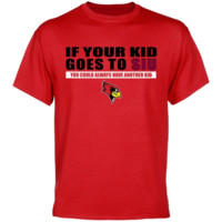 Illinois State Redbirds Options T-Shirt - Red