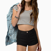 Close For Comfort Shorts $36