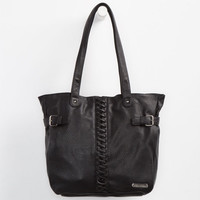 Metal Mulisha Snakebite Tote Bag Black One Size For Women 24793610001