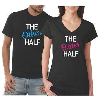 Husband and Wife Shirts - Matching Couples Shirts - Funny Couple Shirts