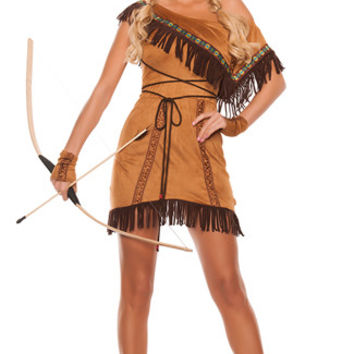 Sexy Dream Catcher Indian Costume