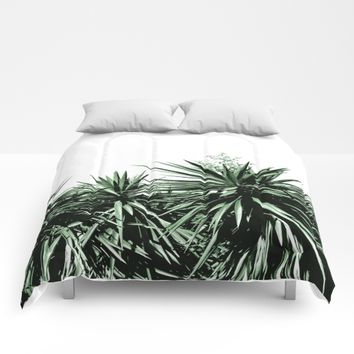 Yucca Comforters by ARTbyJWP