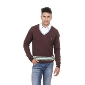 Fred Perry Mens Sweater 30412108 0031