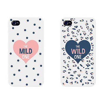 Cute BFF Phone Cases - iphone 4 5 5C 6 6+ / Galaxy S3 S4 S5 / HTC M8 / LG G3