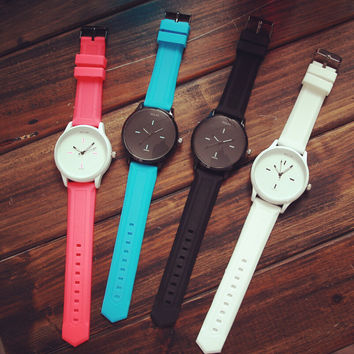 Candy Jelly Watch + Gift Box- 486