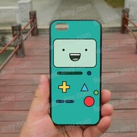 Cartoon Adventure time bmo ipone 5s case iphone 4/4s/5/5c case Samsung galaxy s5 case galaxy s3/s4 case covers skin 219