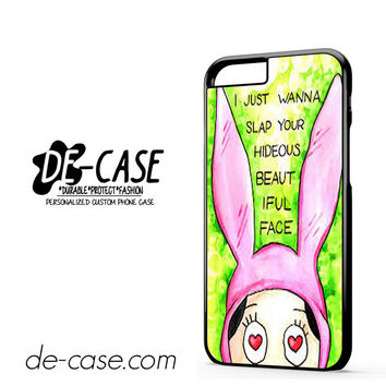 Louise Bob's Burgers Fan Art DEAL-6672 Apple Phonecase Cover For Iphone 6 / 6S