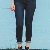 City Streets Cropped Denim