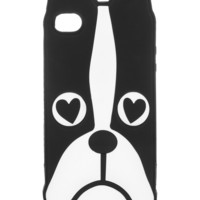 Marc by Marc Jacobs | Shorty dog iPhone case | NET-A-PORTER.COM