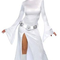 On Sale - Star Wars Costume -  Sexy Princess Leia Adult Halloween Costume