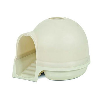 Petmate Booda Dome Cleanstep Covered Cat Litter Box