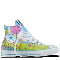 Converse - Chuck Taylor Dr Seuss- The Lorax - Hi - Blue/Multi