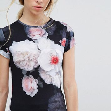 Ted Baker Chelsea Fitted T-Shirt at asos.com