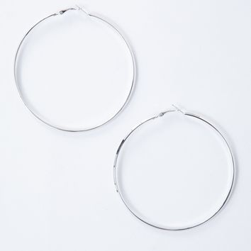 Shannon Hoop Earrings