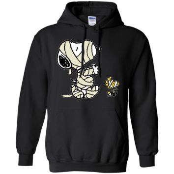 mummy snoopy halloween T-Shirt