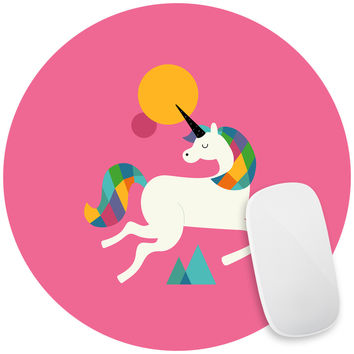 To be a Unicorn Mouse Pad Decal