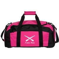 Rifles Color Guard Bags: This Mom Means Business
