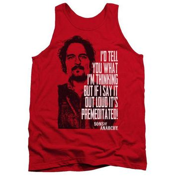 ac spbest Sons Of Anarchy - With Tig Adult Tank