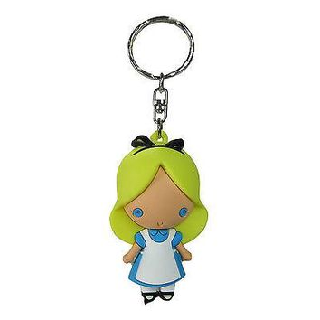 Licensed Official Brand New Walt Disney Characters Princess Figural 3d Keyring Keychain Blind Bag