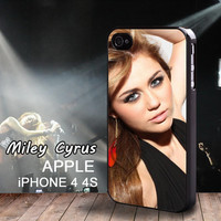 Miley Cyrus Autograph iphone 4 case iphone 4S Miley Ray Cyrus Signatures Limited Edition Case