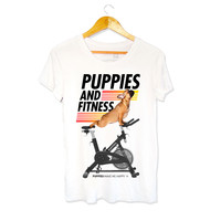 Puppies & Fitness | The Perfect Tee
