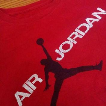 MDIG91W Michel jordan basketball legend vintage jordan air