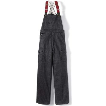 Filson Alaska Fit Mackinaw Wool Bib - Men's