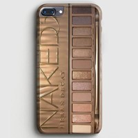 Naked Urban Decay Palette Inspired iPhone 8 Plus Case | casescraft