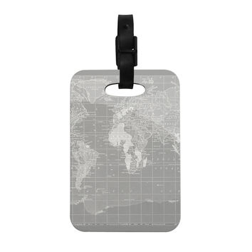 Luggage Identifiers Handle Wraps