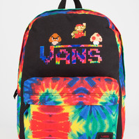 VANS x Nintendo Tie Dye Mario Backpack | Backpacks