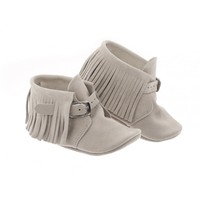 Mox Boots / Dove - BABY GIRL - Products : Fawn Shoppe - Global Boutique For Unique Children's Designs