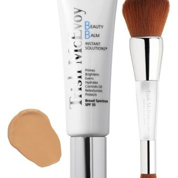 Trish McEvoy Beauty Balm & Wet/Dry Brush Set (Nordstrom Exclusive) ($146 Value) | Nordstrom