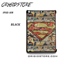Superman Superhero Comic Book For Ipad Air 2 Case Please Make Sure Your Device With Message Case UY