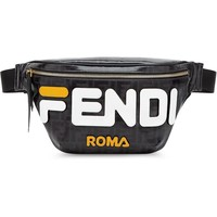 Retro Fila Font Logo Belt Bag by Fendi