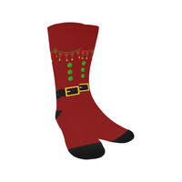 Christmas Elf Trouser Socks | ID: D1502508
