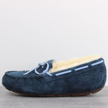 Ugg Dakota 5612 Navy Blue Slippers