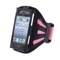 Arm band Running Sports GYM Armband Case for Apple iphone 5 5G 5th Pink:Amazon:Cell Phones & Accessories