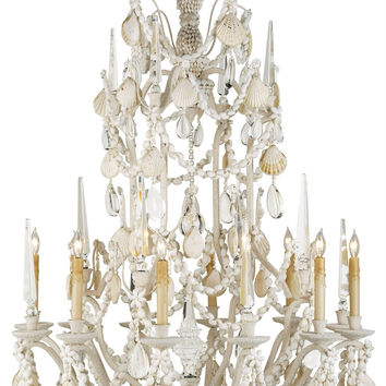 Currey Company Buttermere Chandelier