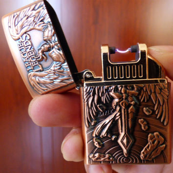 2016 arc lighter can be packed into cigarette case