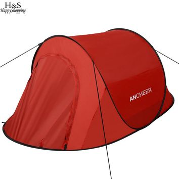 Automatic Pop Up Dome Tent
