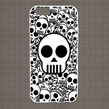 Skul Vector iPhone 4/4S, 5/5S, 5C Series Hard Plastic Case
