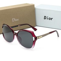 DIOR Newest Fashion Ladies Men Sun Shades Eyeglasses Glasses Sunglasses