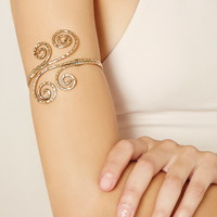 Ornate Arm Bracelet