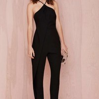Nasty Gal Side Step Jumpsuit