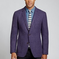 The Nottingham Blazer - Purple